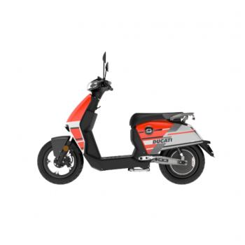 Super Soco Cux Ducati